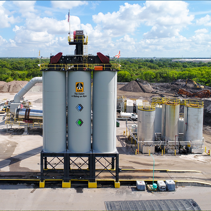 AJAX Paving of Florida Asphalt Plants - DJI_0296